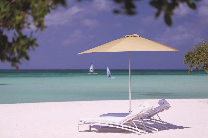 THE RITZ-CARLTON, ARUBA - Beach Chairs <br/>Image from Leonardo