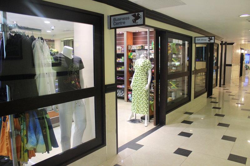 Jamaica Pegasus-Gift Shop<br/>Image from Leonardo