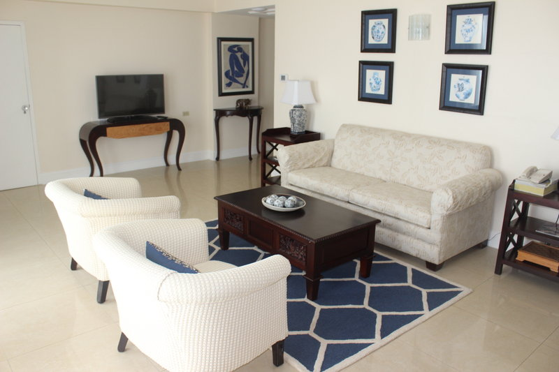 Jamaica Pegasus-Princess Royal Suite Living Room<br/>Image from Leonardo