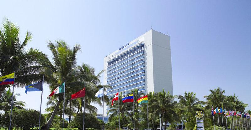 Jamaica Pegasus-Building<br/>Image from Leonardo