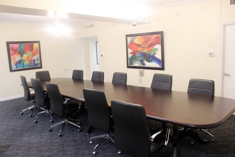 Jamaica Pegasus-Meeting Room<br/>Image from Leonardo