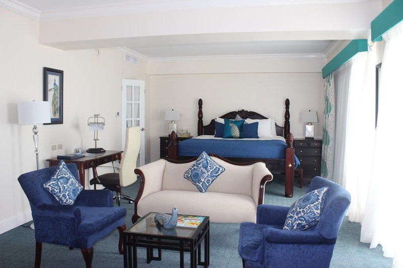 Jamaica Pegasus-Princess Royal Suite<br/>Image from Leonardo