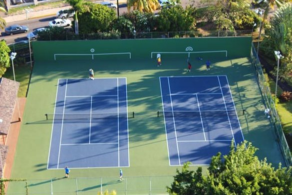 Jamaica Pegasus-Tennis Court<br/>Image from Leonardo