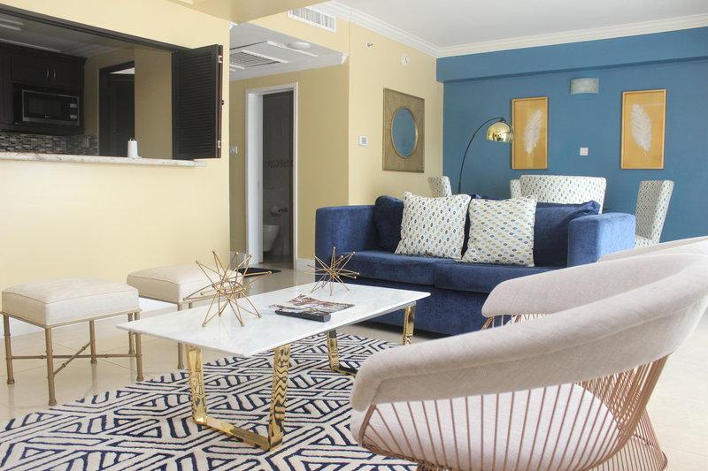 Jamaica Pegasus-Trelawny Suite Living Room<br/>Image from Leonardo