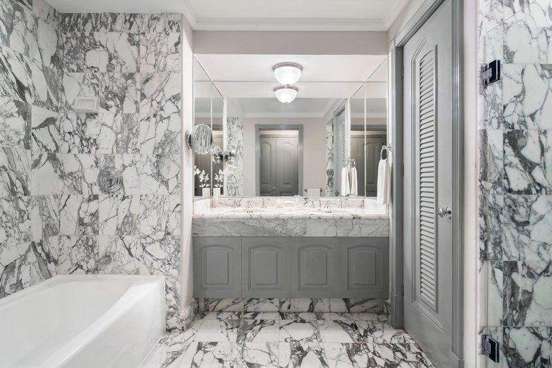 The Ritz-Carlton Cancun - Guest Bathroom <br/>Image from Leonardo