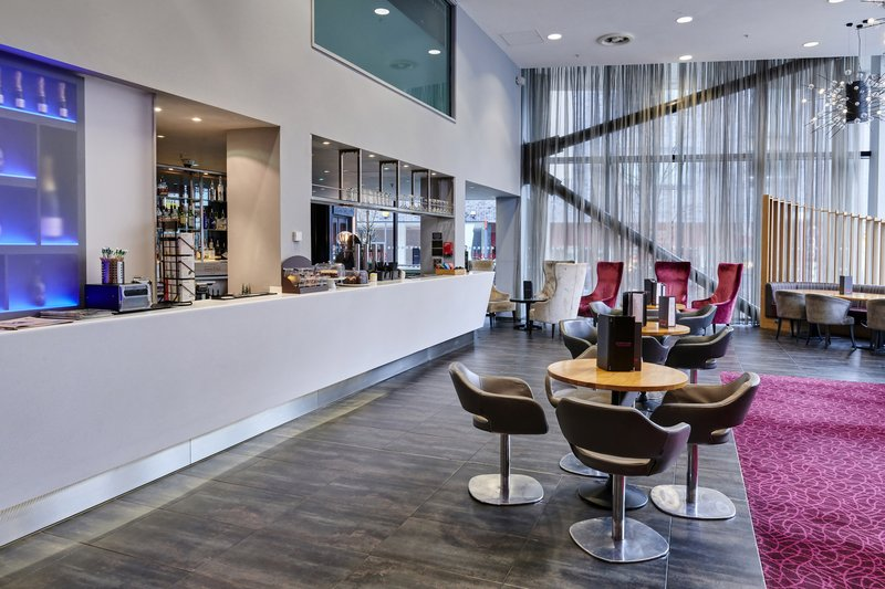 Crowne Plaza Manchester City Centre-Bar and Lounge<br/>Image from Leonardo