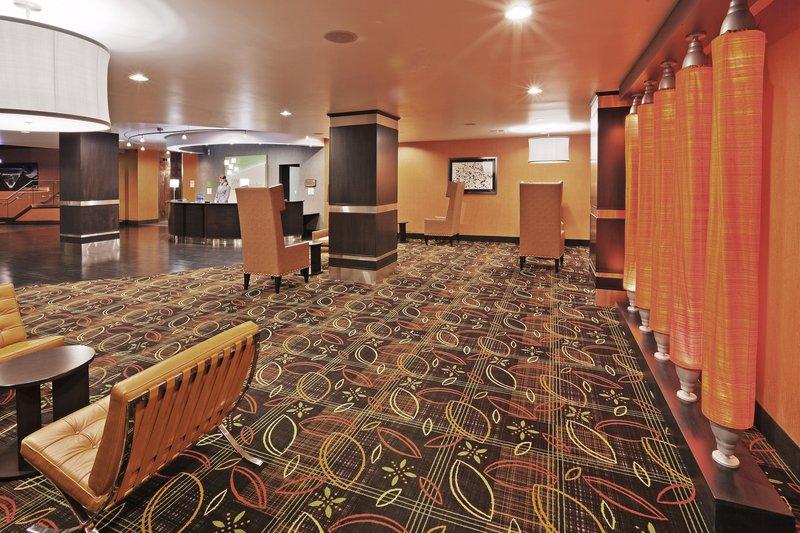 Holiday Inn Tulsa City Center-Hotel Lobby<br/>Image from Leonardo