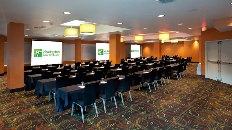 Holiday Inn Tulsa City Center-Conference Room<br/>Image from Leonardo