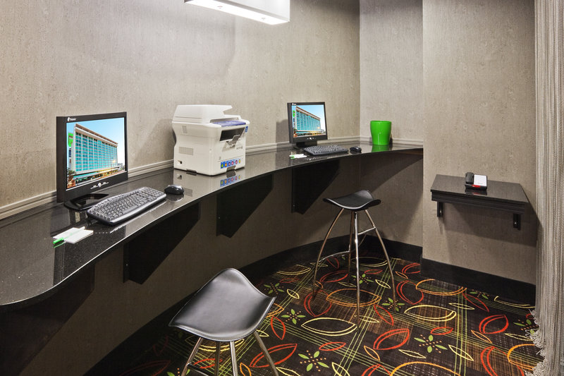 Holiday Inn Tulsa City Center-Business Center<br/>Image from Leonardo