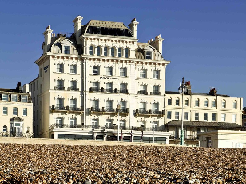 Mercure Brighton Seafront-Recreational Facilities<br/>Image from Leonardo