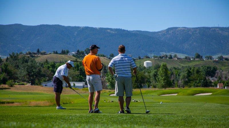 Holiday Inn Casper East - McMurry Park-Three Crowns Golf Club Casper Wyoming<br/>Image from Leonardo