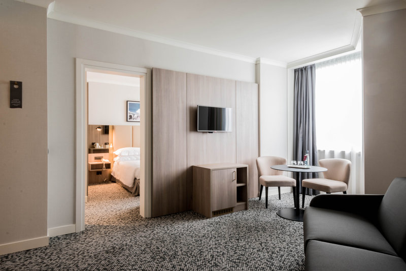 Crowne Plaza Milan - Linate-New Suite<br/>Image from Leonardo