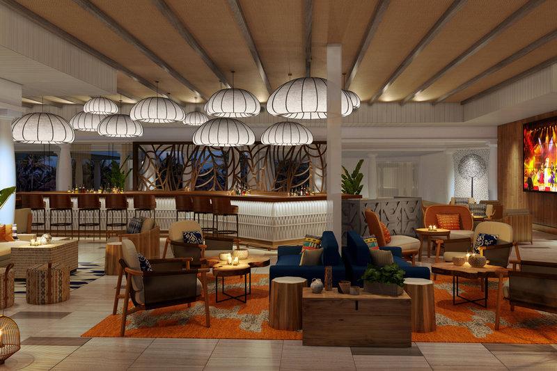 Renaissance Curacao-Lobby Bar<br/>Image from Leonardo