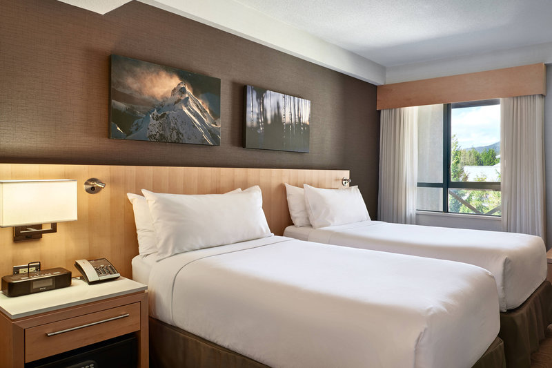 Delta Whistler Village Suites-Suite - Twin/Twin Bedroom<br/>Image from Leonardo