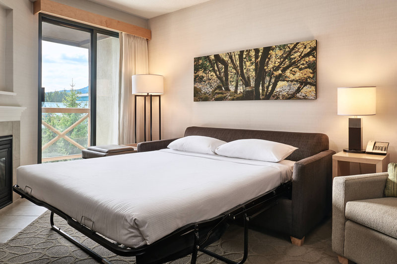 Delta Whistler Village Suites-Suite - Sofa Bed<br/>Image from Leonardo