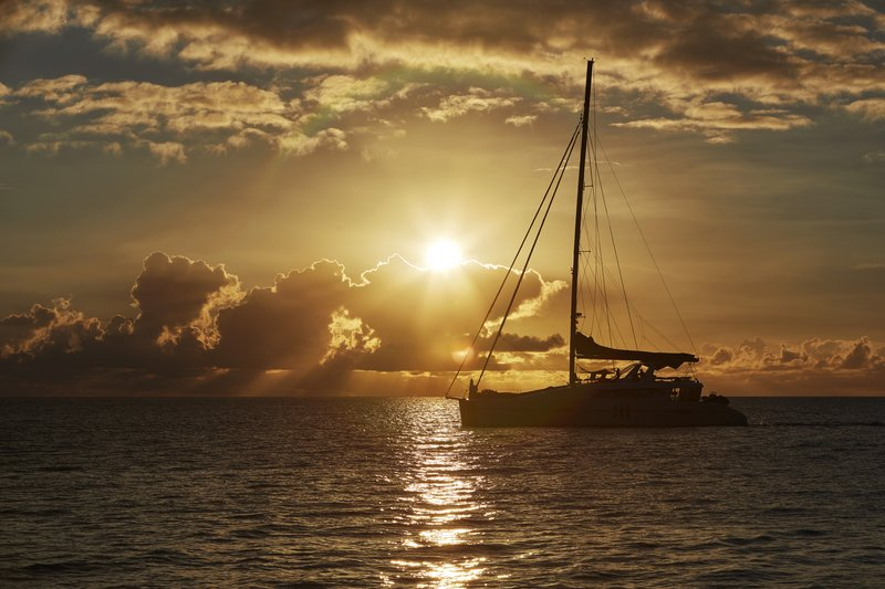 Four Season Resort Nevis-NEV_ CATAMARAN SAIL<br/>Image from Leonardo