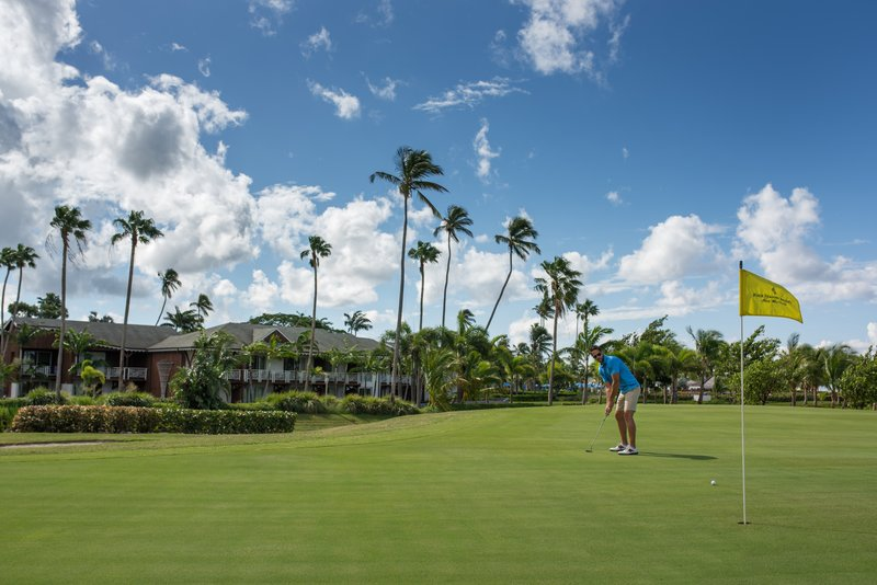 Four Season Resort Nevis-NEV_ PLAYING GOLF<br/>Image from Leonardo