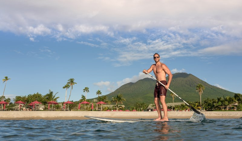 Four Season Resort Nevis-NEV_ PADDLE BOARDING<br/>Image from Leonardo