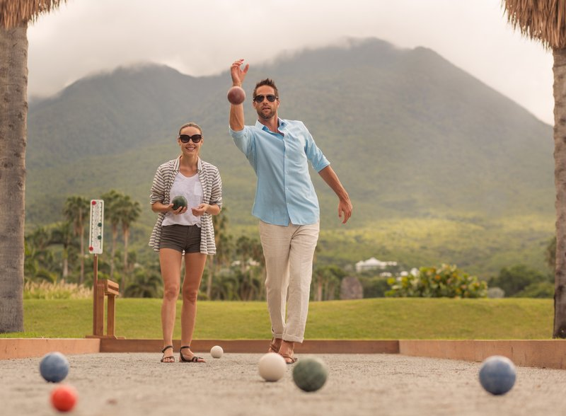 Four Season Resort Nevis-NEV_ BOCCE BALL<br/>Image from Leonardo