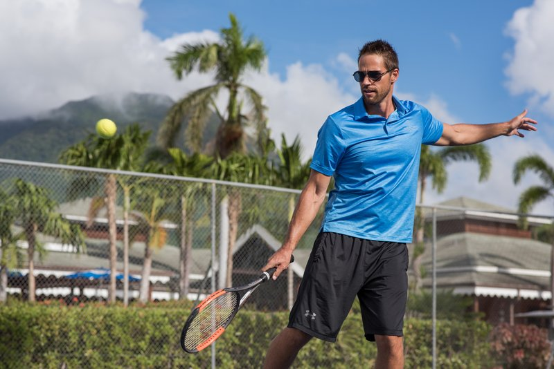 Four Season Resort Nevis-NEV_ TENNIS<br/>Image from Leonardo