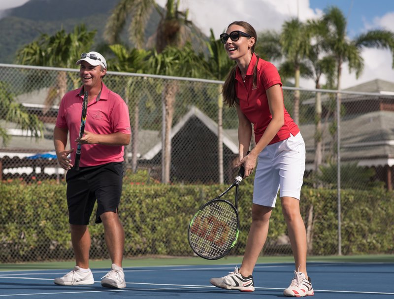 Four Season Resort Nevis-NEV_ TENNIS WITH PROS<br/>Image from Leonardo