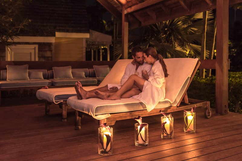 Four Season Resort Nevis-NEV_ SPA UNDER THE STARS<br/>Image from Leonardo