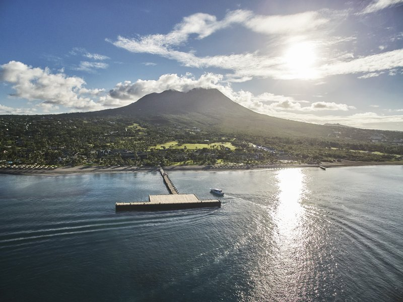 Four Season Resort Nevis-NEV_ RESORT PIER<br/>Image from Leonardo