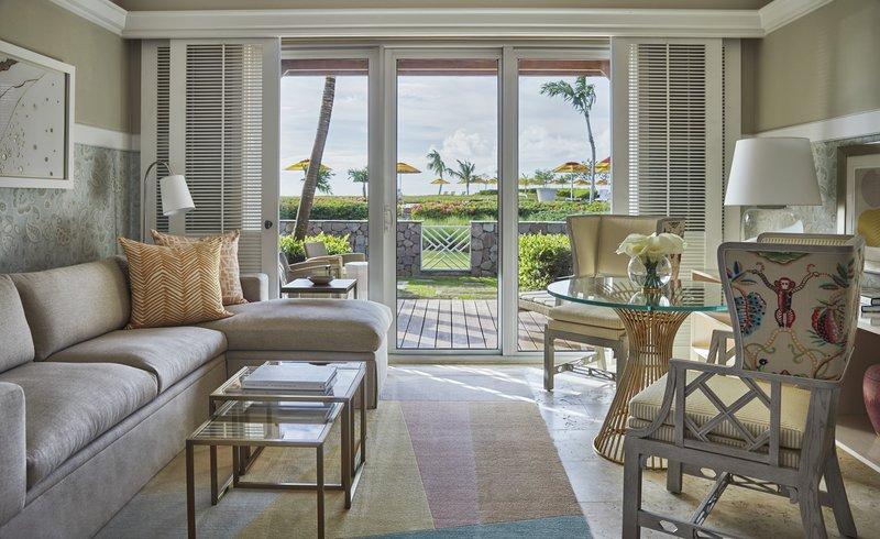 Four Season Resort Nevis-NEV_ OCEANSIDE ROOM VIEW<br/>Image from Leonardo
