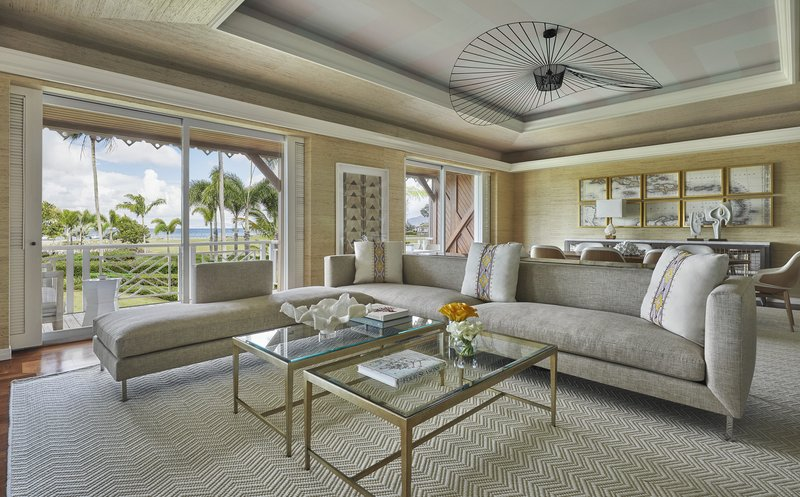 Four Season Resort Nevis-NEV_ALEXANDER SUITE LIVING ROOM<br/>Image from Leonardo