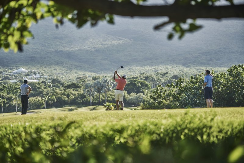 Four Season Resort Nevis-NEV_ GOLF<br/>Image from Leonardo