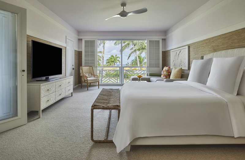 Four Season Resort Nevis-NEV_POINCIANA SUITE BEDROOM<br/>Image from Leonardo