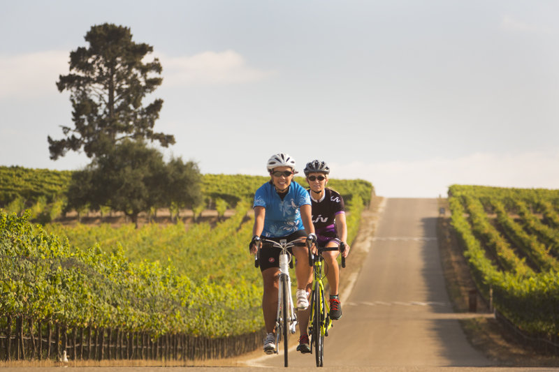Holiday Inn Hotel & Suites Santa Maria-Biking in Santa Maria<br/>Image from Leonardo