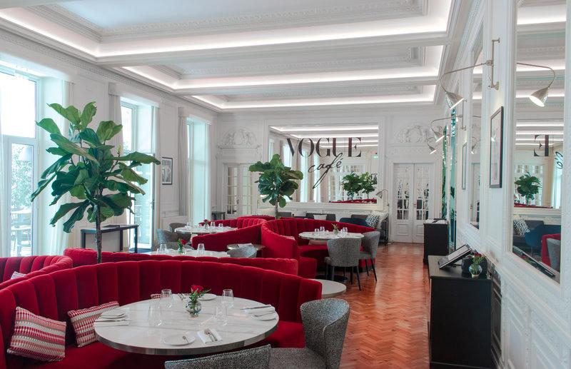 Hotel Infante Sagres-Vogue Café indoor Dinning<br/>Image from Leonardo