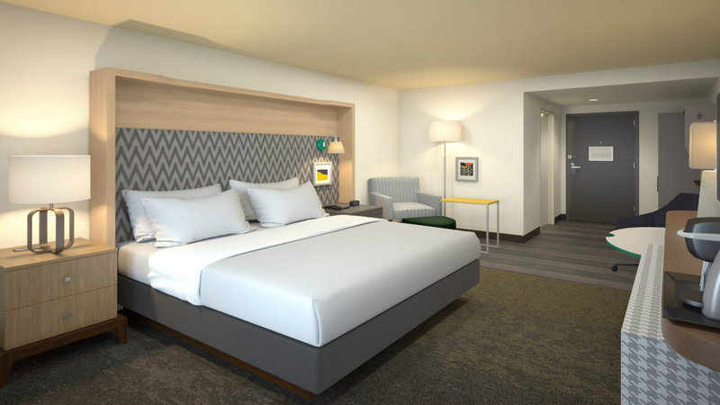 Holiday Inn Grand Rapids North-Guest Room<br/>Image from Leonardo