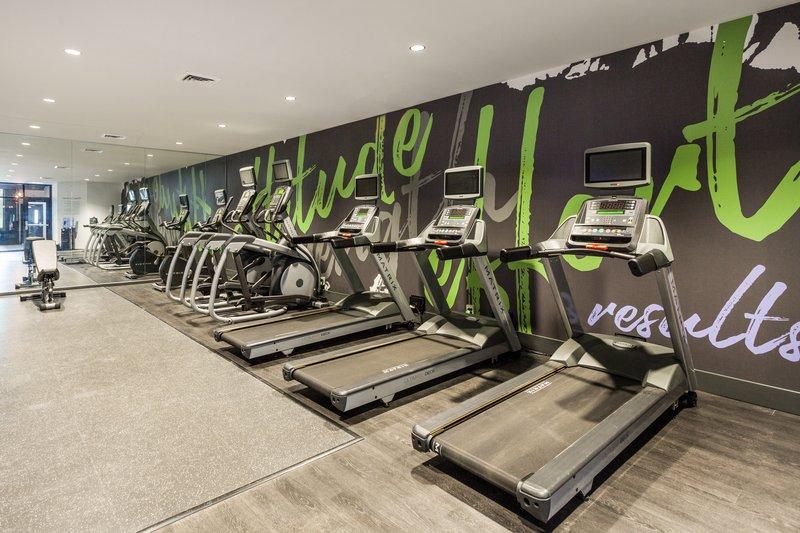Holiday Inn Roanoke - Valley View-Fitness Center <br/>Image from Leonardo