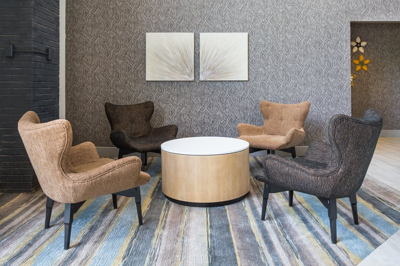 Holiday Inn Roanoke - Valley View-Another cozy seating area in our lobby<br/>Image from Leonardo