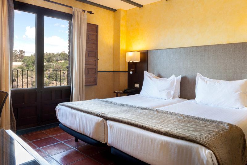 AC Hotel Ciudad de Toledo-Twin Room<br/>Image from Leonardo