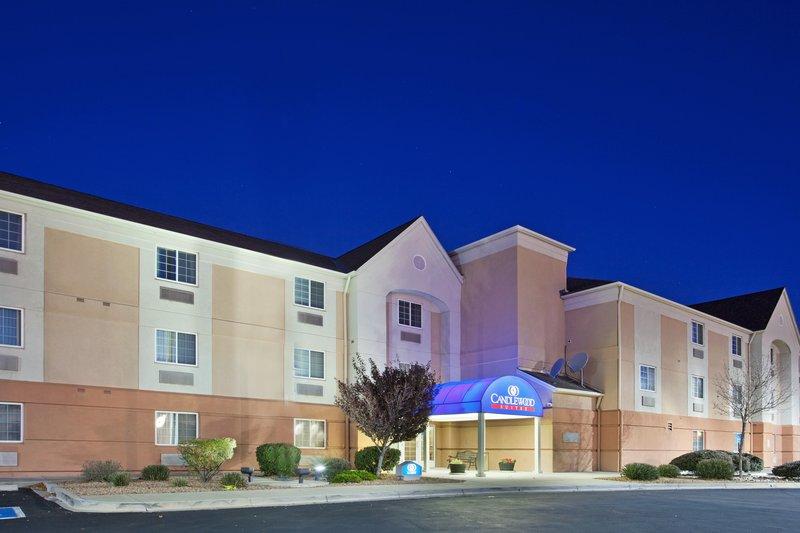 Candlewood Suites Albuquerque-Hotel Exterior<br/>Image from Leonardo