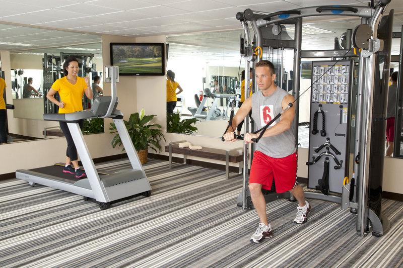 Candlewood Suites Albuquerque-Fitness Center<br/>Image from Leonardo