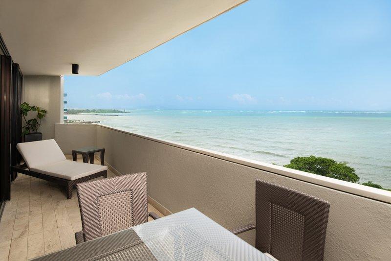 Sheraton Santo Domingo-Presidential Suite Balcony<br/>Image from Leonardo