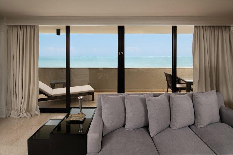 Sheraton Santo Domingo-Presidential Suite Living Area<br/>Image from Leonardo