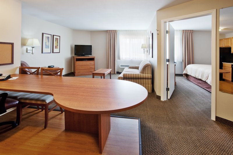 Candlewood Suites Savannah Airport-Deluxe Room<br/>Image from Leonardo
