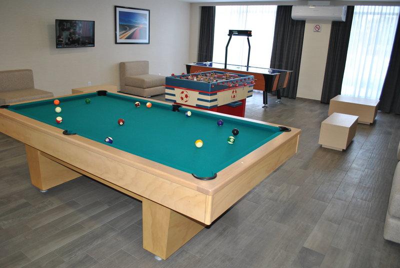 Holiday Inn Express Toluca-Game Room<br/>Image from Leonardo