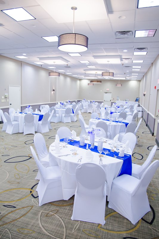 Holiday Inn Morgantown-Reading Area-Wedding set up<br/>Image from Leonardo