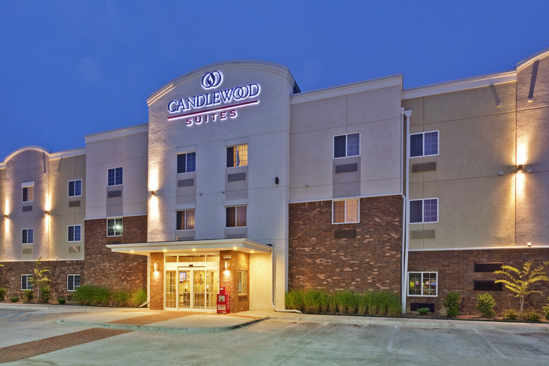 Candlewood Suites Vicksburg-Hotel Exterior<br/>Image from Leonardo