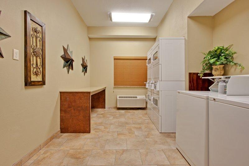 Candlewood Suites Vicksburg-Laundry Facility<br/>Image from Leonardo