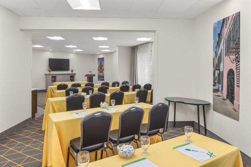 Holiday Inn Charleston-Riverview-Meeting Room <br/>Image from Leonardo