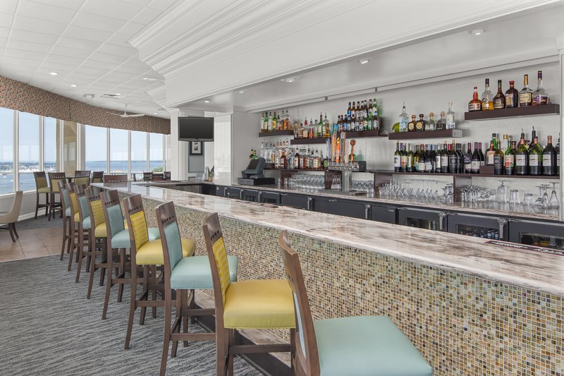 Holiday Inn Charleston-Riverview-Bar and Lounge <br/>Image from Leonardo