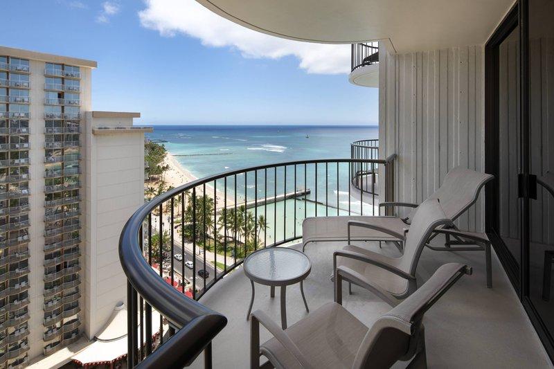 Waikiki Beach Marriott Resort  - Guest Room - Premium Ocean View <br/>Image from Leonardo