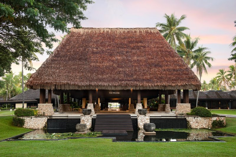 Tropica Island Resort-Entrance<br/>Image from Leonardo